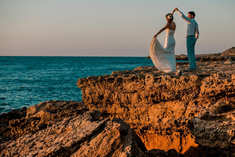 bruiloft tuin ibiza